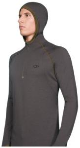 Icebreaker's Nomad - a 320 weight wool hoodie